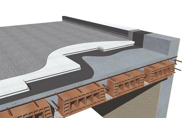 come impermeabilizzare un tetto piano