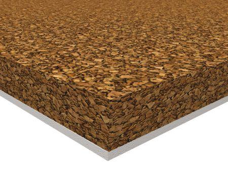 Pannelli isolanti in sughero per pareti interne