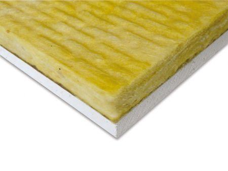 Isolanti termici accoppiati con cartongesso per pareti ...